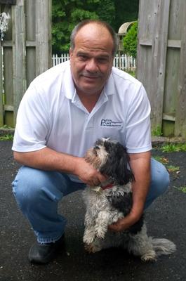 Steve Guastamacchia is reunited with Maggie