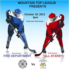 West Orange Mountaintop League Hockey Program Plans Fundraiser, photo 1
