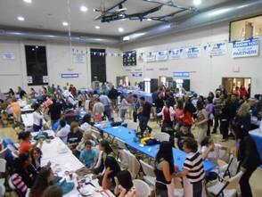 BIG GREEK FESTIVAL: Rain or shine, thousands of people enjoy the family friendly fun