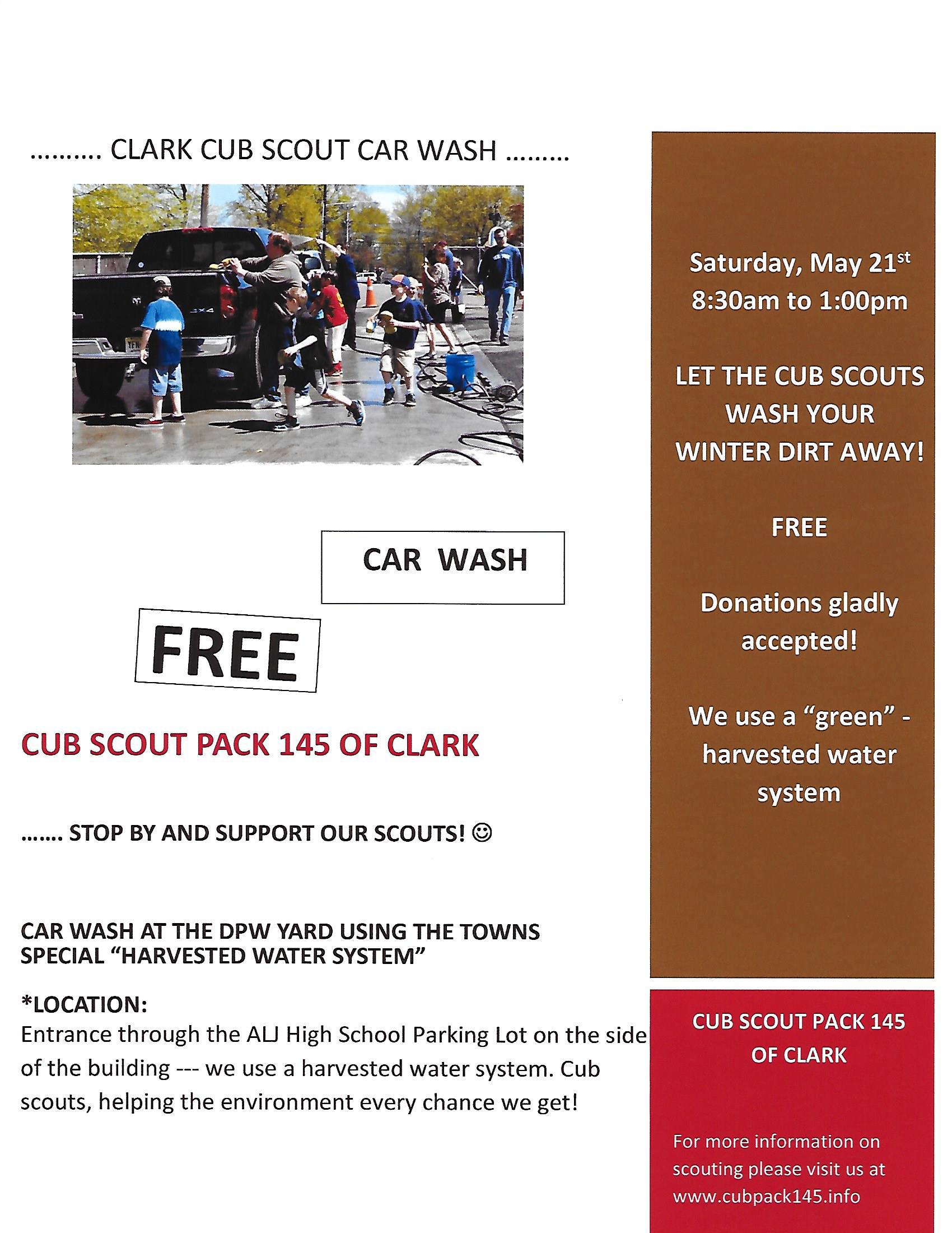 Scotch Plains Car Wash