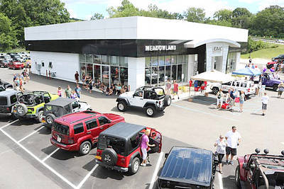 Volz S Jeep Fest Raises Money For A Cause Mahopac Ny