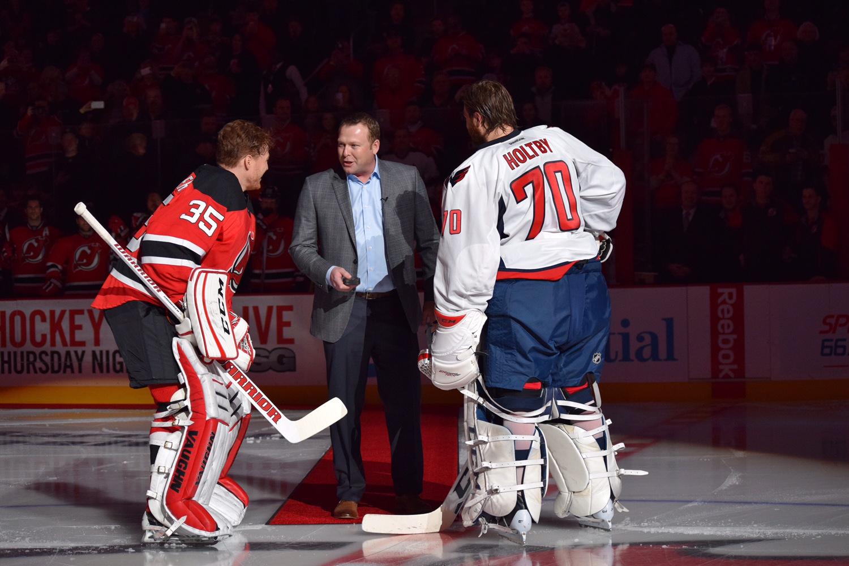 New Jersey Devils Retired Jersey