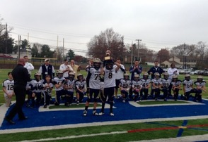 Watchung Hills Pop Warner Junior Midgets Play Today  for a Chance at Disney World, photo 3