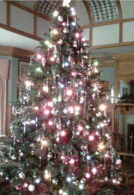 The Edison Christmas Tree