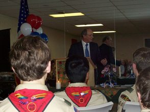 C.J. Scalera Earns The Honor of Eagle Scout , photo 7