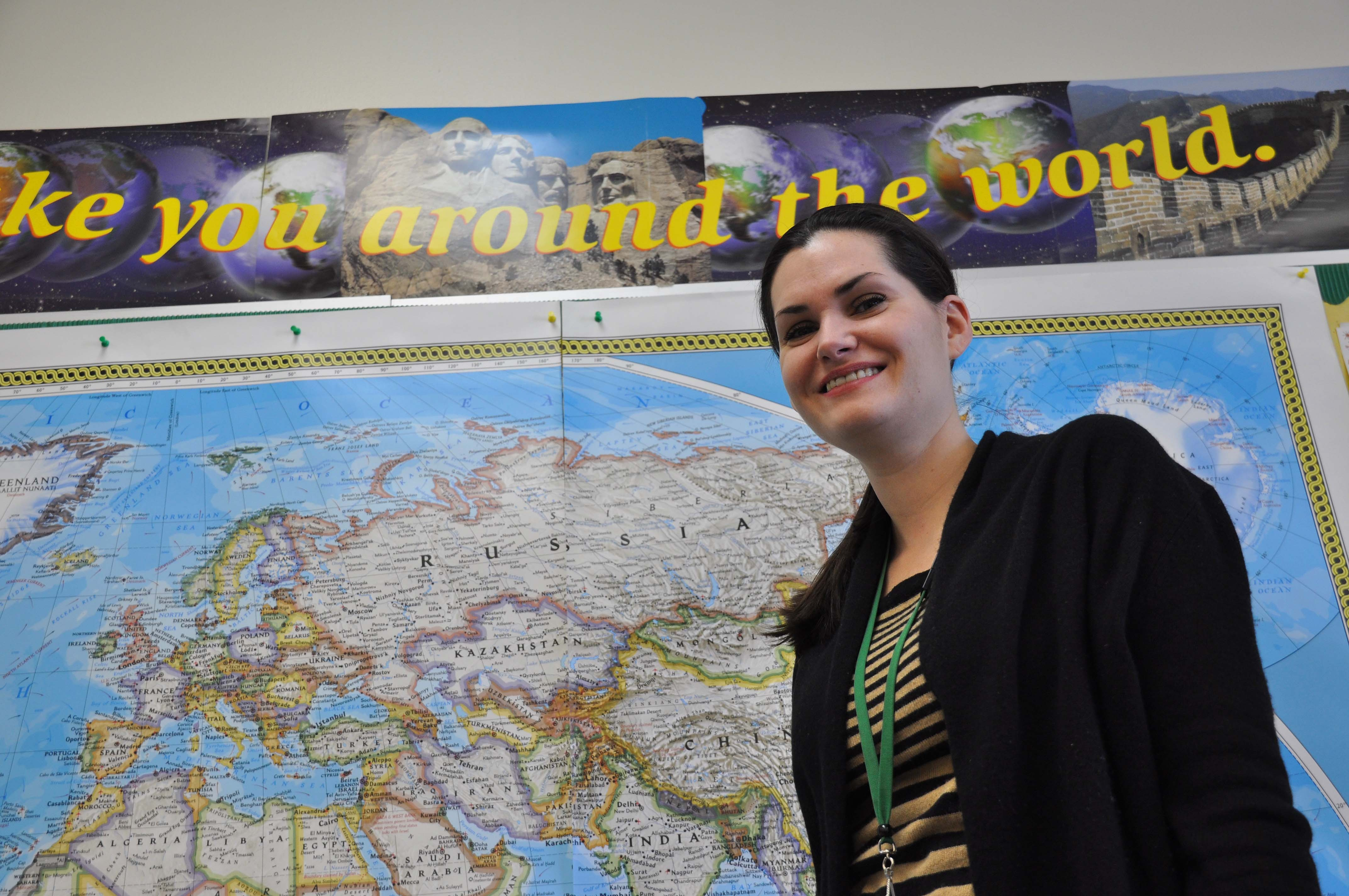 Lazar Middle School Teacher Receives Teaching Tools Funded by ...
