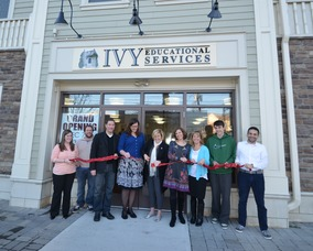 Ivy Ed Grand Opening