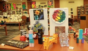 Art Gala at Sparta High School, photo 9