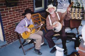 "Trailside Offers ""Songs of the Civil War: History and Myth"", photo 2"
