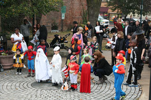 Halloween Festivities Fill South Orange Village Center, photo 28
