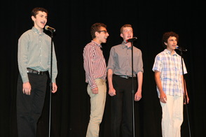 "Gov. Livingston Students Performed In ""Cabaret for A Cure"" , photo 10"