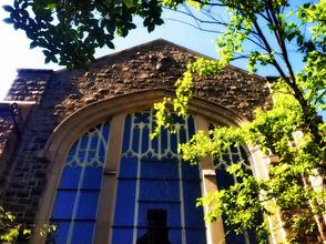Central Presbyterian - Exterior