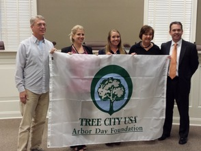 Hatfield Township is Tree City USA for 13th Year