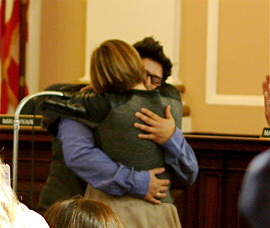 Maplewood's First Same-Sex Marriage Ceremony Performed, photo 1
