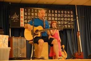 Kids Take to the Stage at the Senior Center, photo 1
