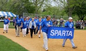 Sparta Senior Athletes