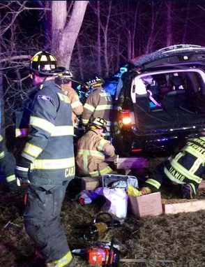 Route 78 Crash