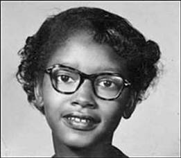 Rosa Parks as a child.