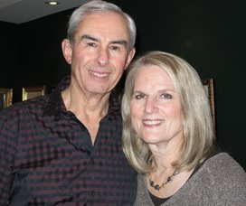 Nancy and Robert Eskow