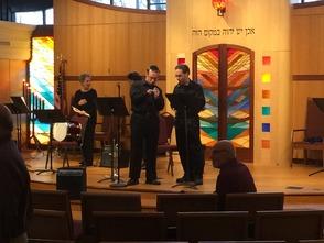 Klezmer Revival Concert