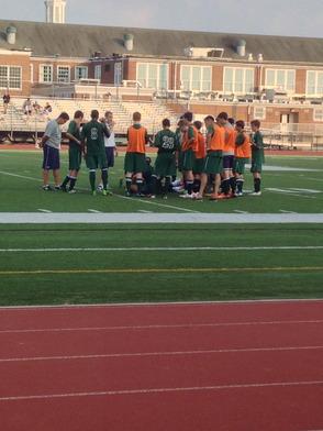 Livingston Boys Soccer Team Edges MKA, 3-2, photo 2