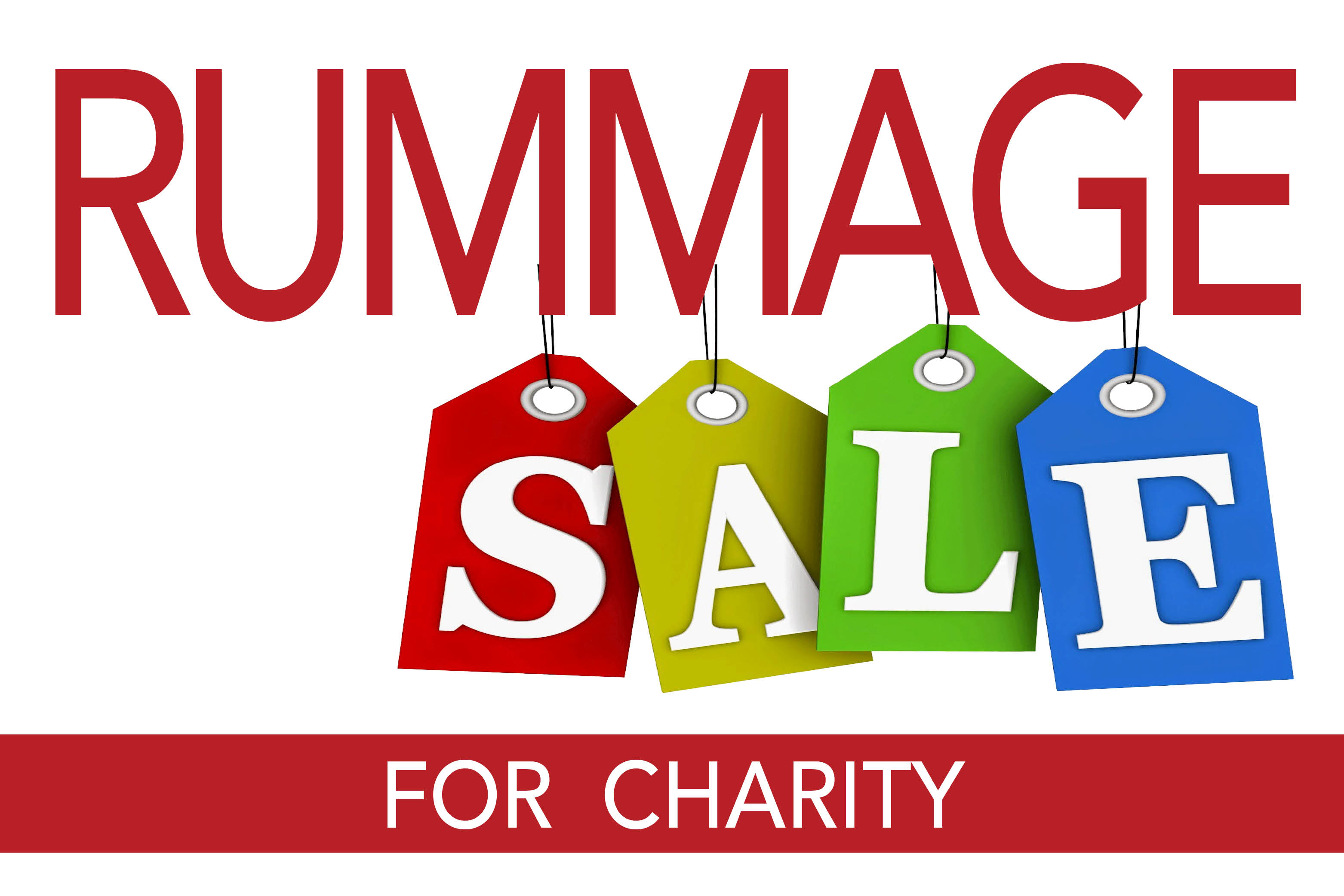 Community Church's Spring Rummage Sale for Charity | TAPinto