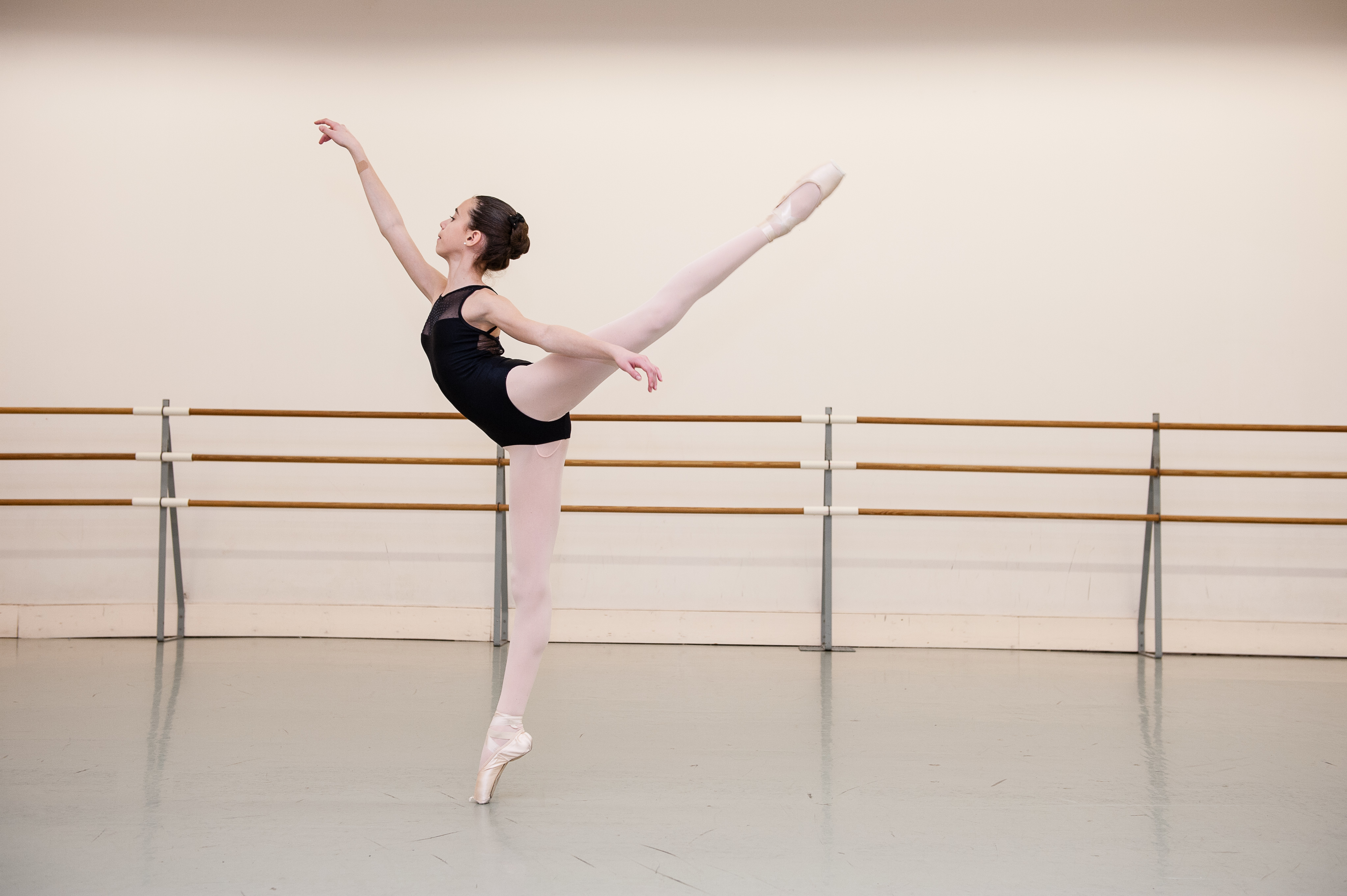 Golda Och Student Accepted Into American Ballet Theatres