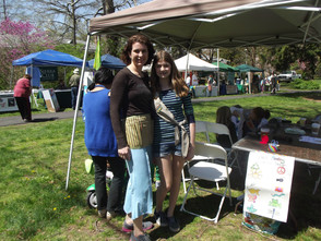Kendra and Bailey Thyne, Girl Scout Troop 20489
