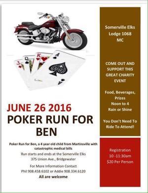 Aspen cash poker run