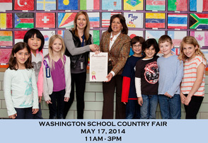 Washington Fair - Mayor Proclamation