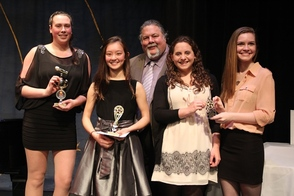 Vocal Competition Senior Division Winners