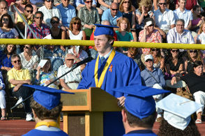 JCHS Valedictorian Discusses Facing Challenges After Graduation, photo 1