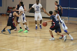 Gov. Livingston Boys Basketball Team Falls to Union Catholic, 57-37, photo 6