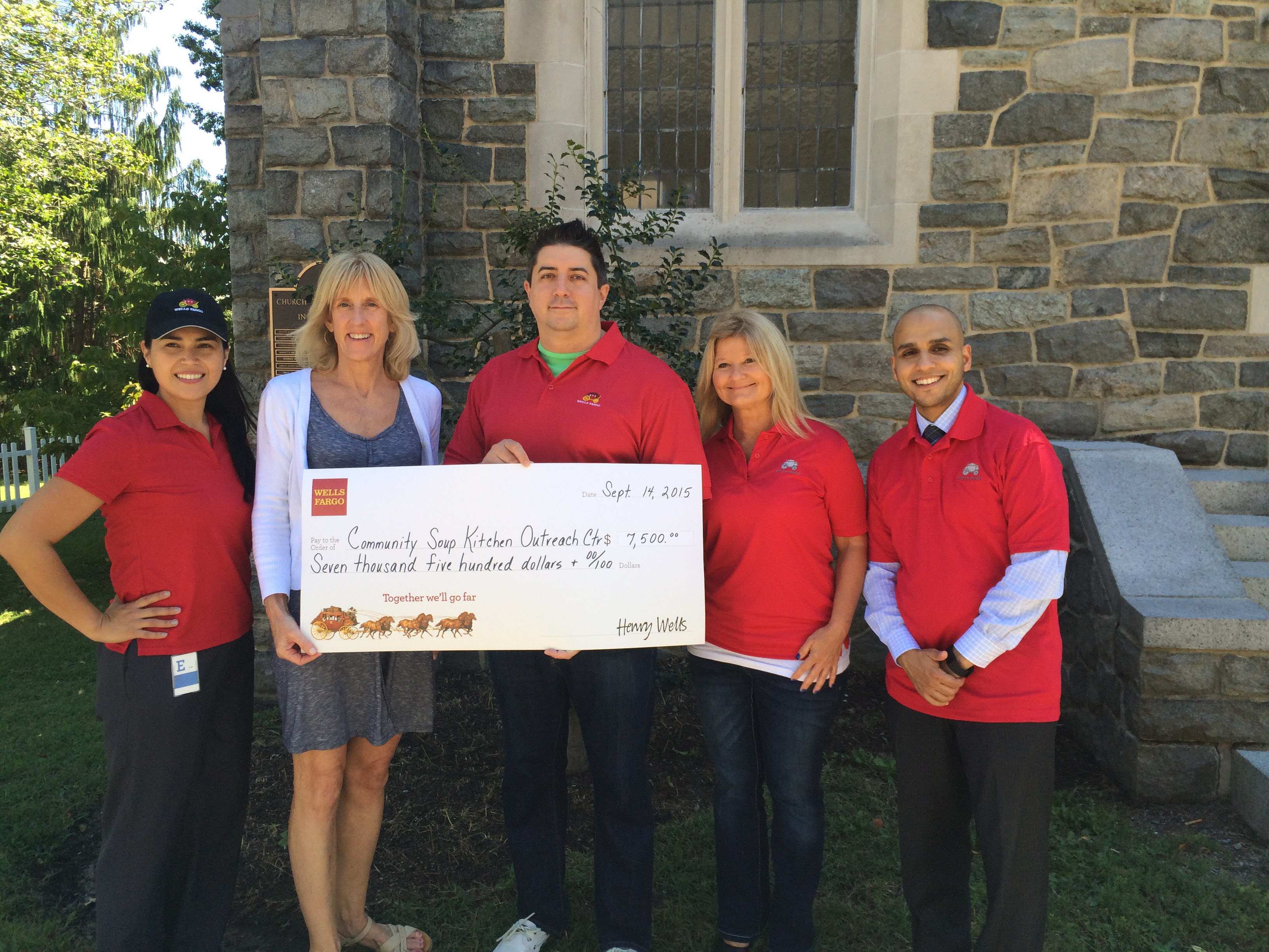 munity soup kitchen awarded 7 500 by morristown area bank