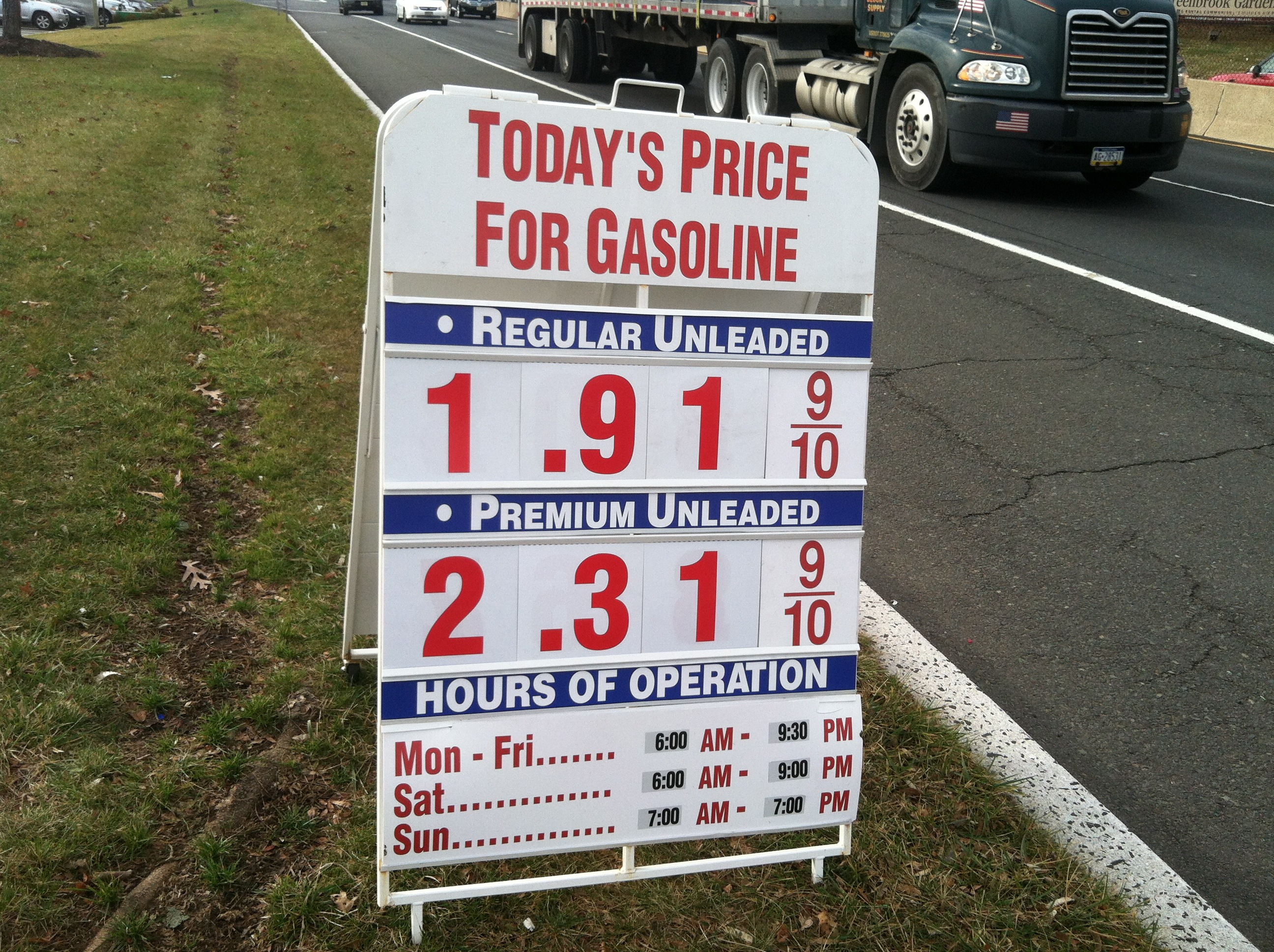where near westfield to get gas for under 2 per gallon news content options