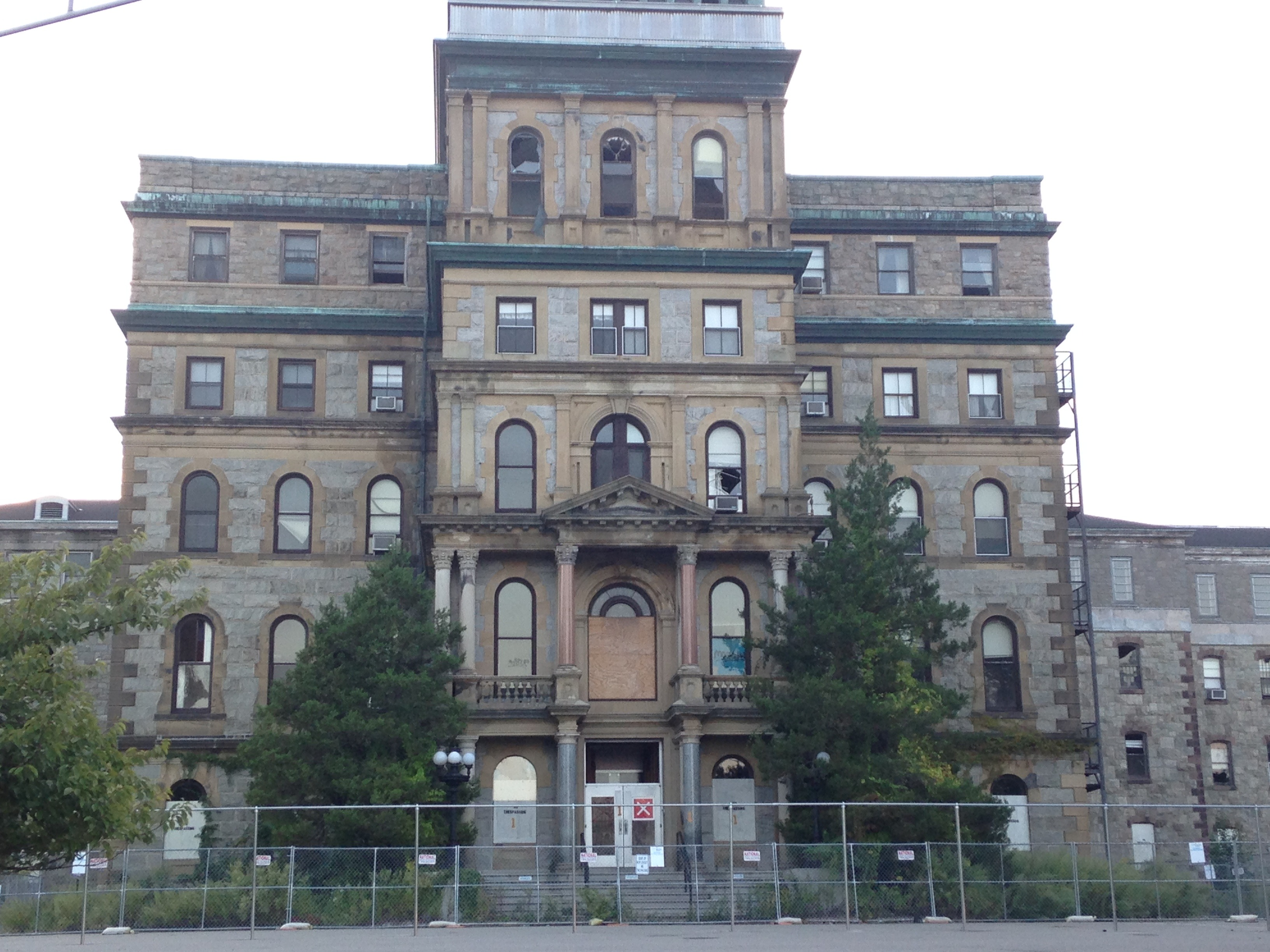 By Moonlight A History Of Greystone Psychiatric Hospital