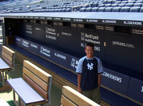 This could be you: Yankee Stadium tour auction prize at SPFBL Dinner