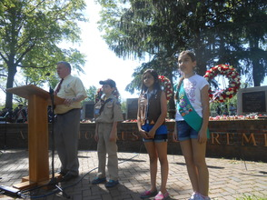 "Berkeley Heights Pays Tribute On Memorial Day:""All Gave Some -- Some Gave All"" , photo 50"