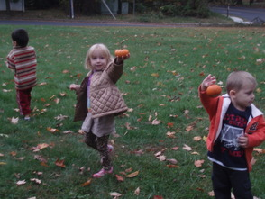 Found a Pumpkin!