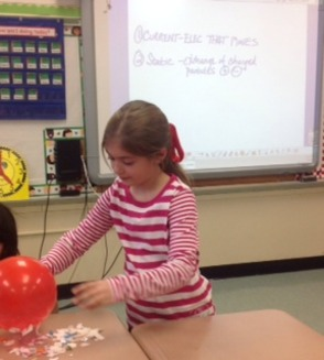 "Third Grade Experiences Electrifying ""Edison Workshop"" , photo 3"