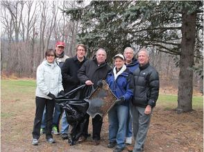 Members of the Livingston Environmental Commission (LEC)