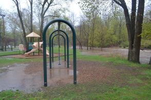 Playground @ Green Acres Park Floods
