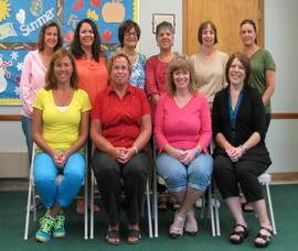 Westminster Nursery School Staff