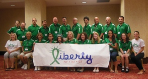 Westfield Man Saved By Liver Transplant  Joins Team Liberty at Transplant Games of America, photo 1