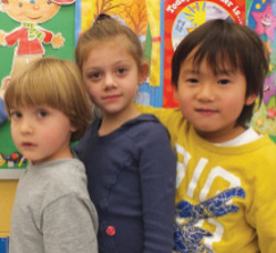 The Connection: fullfilling your all-day Kindergarten needs, now offering an on-site KinderQuest Wraparound Program.