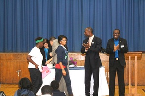 The Power To Excel: Reaching for Your Best - Roselle Students Honored, photo 3