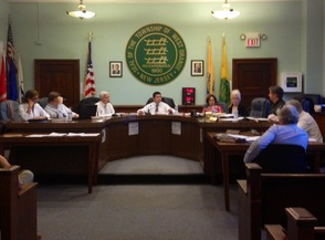 Town Council May 21