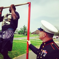 BRHS Reaches More Than 500 Pull-Ups in Basilone Bowl Spirit Competition, photo 2
