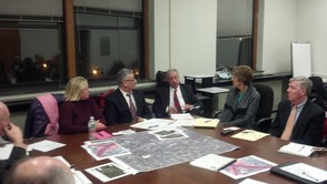 Economic Development Committee Mulls Collaboration with Union County, photo 1