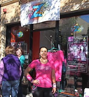 'Viva Z Club' Brings Zumba to Maplewood, photo 4